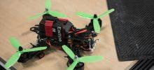 RTA dronu foto
