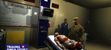 Trauma Simulator_vizualization